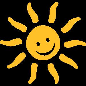Be Happy - gute Laune Sommer Sonne Smile
