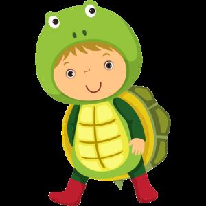 Kinderschildkröte