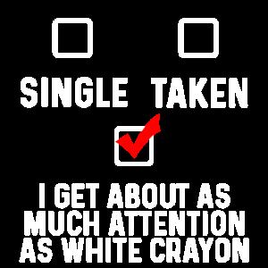 Single Vergeben Kreide