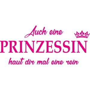 Prinzessin haut rein