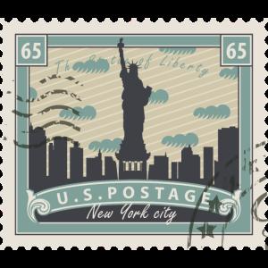Länder Flaggen New York