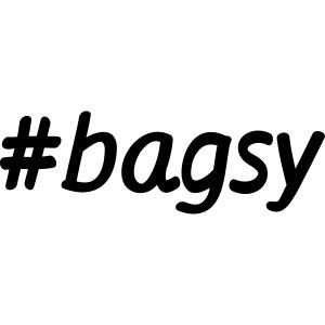 #bagsy