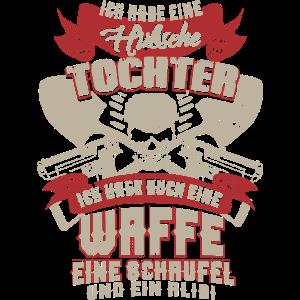 Vater - Tochter - Waffe - Schaufel - Alibi - De