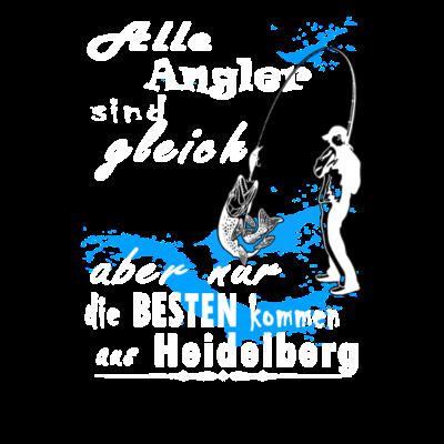 Heidelberg - angel, angeln, angler, fisch, fischen, fischer, lustig, spruch, barsch, c&r, carp, catch, and, release, heilbutt, karpfen, lachs, meeresangeln, steinbeisser, zander, Hecht, Raubfisch, Waller, Wels - Heidelberg,fisch,angler,lustig,fischen,zander,carp,heilbutt,c&r,Waller,barsch,steinbeisser,Wels,catch,Raubfisch,meeresangeln,spruch,and,Hecht,angel,fischer,angeln,lachs,release,karpfen