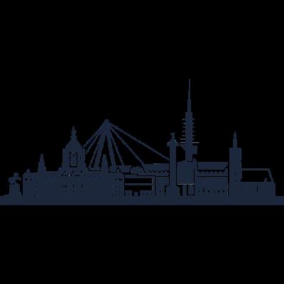 Hannover -  - simpel,freedesigns17,Symbole,Silhouette,Länder,Hauptstadt,Deutschland,Abstrakte Kunst