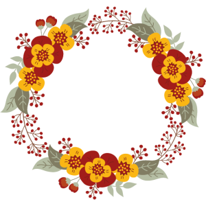 Blumenwreath