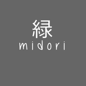 midorii japan - white