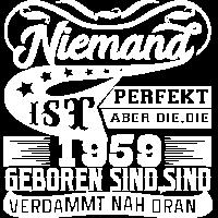 Niemand ist Perfekt 1959