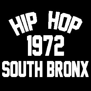Hip Hop South Bronx 1972