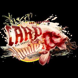 carp-hunter red