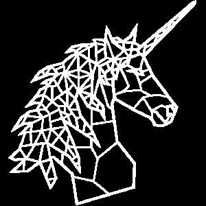 Einhorn weiß