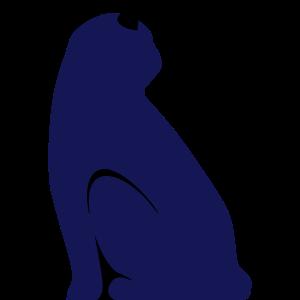 Katze Silhouette