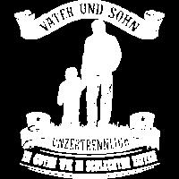 Vater und Sohn - Unzertrennlich