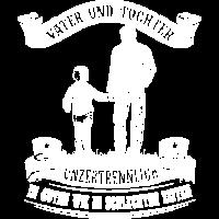 Vater und Tochter - Unzertrennlich