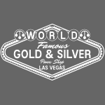 World Famous Gold and Silver Pawn Shop Logo