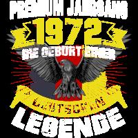 1972 Geburtstag Jahre Geschenk Deutsch 46 47 48