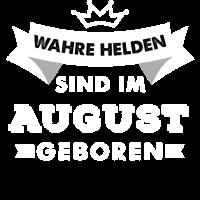 Helden August Geburtstag
