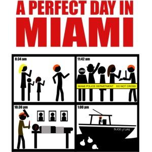 Dexter a perfect day in Miami