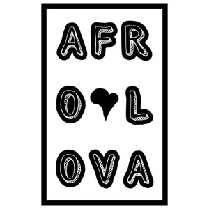 Afro Lova Rectangle