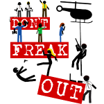 Chuck - don't freak out