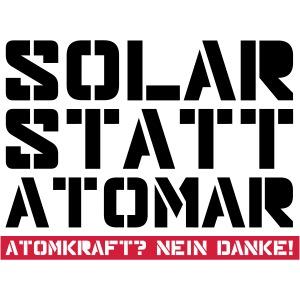 Solar statt Atomar 2C