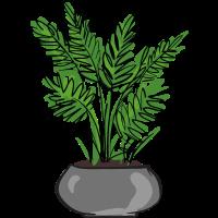 Innen palmtree
