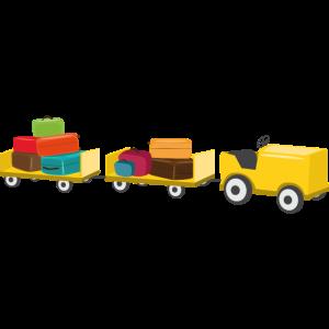 Gepäckwagen
