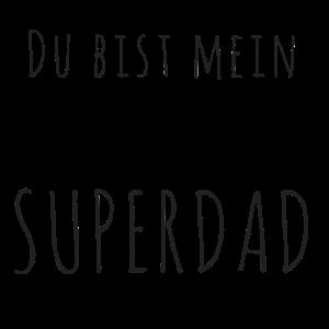 Du bist mein Superdad