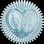 Wunderbare Medaille