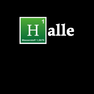 Halle - Halle, my chemical romance! - Sachsen-Anhalt,Saale,Halle