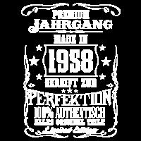 1958 - Premium Jahrgang - Limited Edition - DE