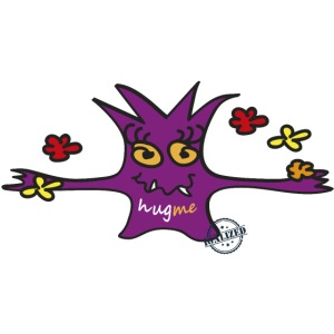 Hug me Monsters - Every little monster needs a hug