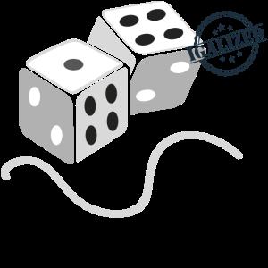 dice - Symbols of Happiness