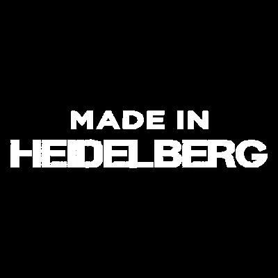 HEIDELBERG - Made in ... - zuhause,zu,stolz,herkommen,haus,daheim,abstammung,Wohnort,Verwandtschaft,Ursprung,Städte,Stadt,Ort,Kleinstadt,Herkunft,Heimatstadt,Heimat,Großstadt,Geburtsstätte,Geburtsstadt,Geburtsort,Geburt,Familie,Elternhaus