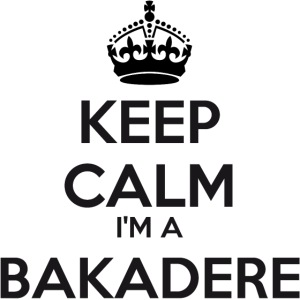 Bakadere keep calm