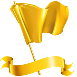 Goldflagge