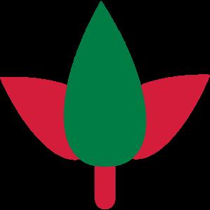 Basilikumblatt