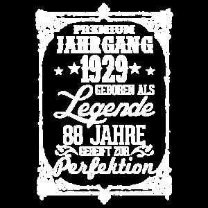 88 - 1929 - Legende - Perfektion - 2017 - DE