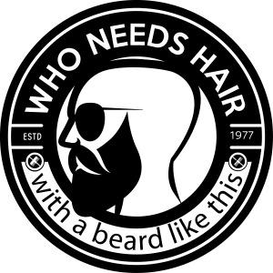 qui a besoin de cheveux avec une barbe comme ça