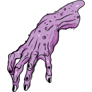 Monsterhand
