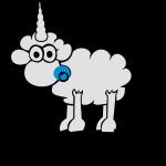 Baby-Einhorn