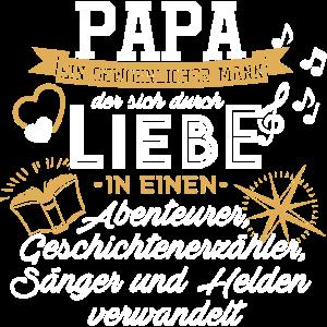 Papa - ein gewöhnlicher Mann