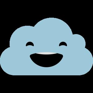 Wolke emoji