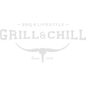 """""""Grill and Chill / BBQ and Lifestyle"""" Logo 2"""