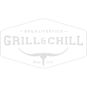 """""""Grill and Chill / BBQ and Lifestyle"""" Logo 1"""