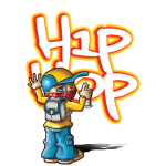 Das ist Hip-Hop