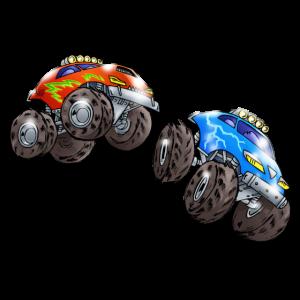 Knuffel-Trucks (transparent)