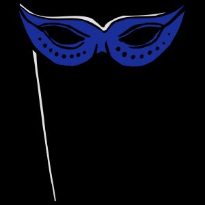 Venezianische Maske