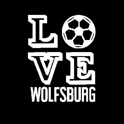 LOVE WOLFSBURG - LOVE Wolfsburg - Wolfsburg,fußballverein,soccer,Fußballmannschaft,Loved,Fußball