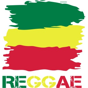Reggae Fahne